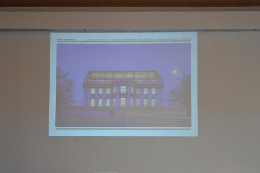 prezentacja P. Urbanowski fot. S. Turowska